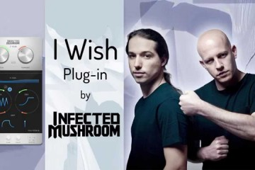 I Wish, el plugin de Infected Mushroom -congelador granular de notas