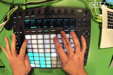 Vídeo workshop Ableton Push 2 y Live 9.5 de Cutoff Pro Audio