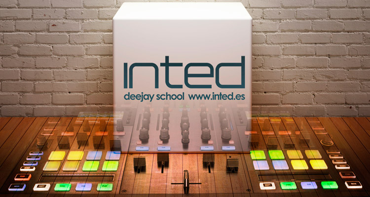 INTED: masterclass DJ con streaming, 13/01/16 @ 18:00h