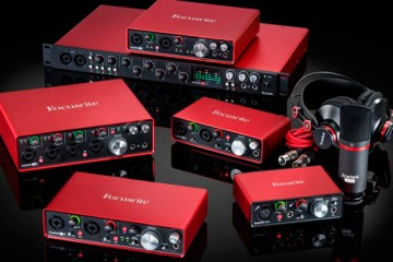 Focusrite Scarlett renovados, interfaces de audio USB de segunda generación
