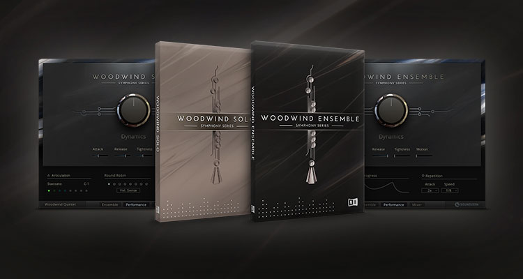 Symphony Series – Woodwind amplía el banco de sonidos orquestales de Native Instruments