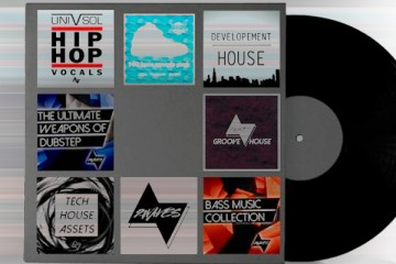 Descarga 1,2GB de samples gratis para dubstep, house, trap, hip hop y otros géneros