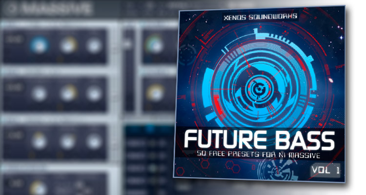 Future Bass Volume 1, presets gratis para Native Instruments Massive de Xenos Soundworks