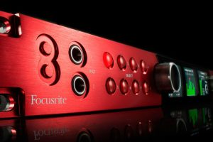 Focusrite Red 8Pre, un interface de audio Thunderbolt 2 / Pro Tools HD que puede con todo