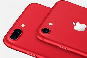 iPhone 7 (PRODUCT)RED, una edición exclusiva en la lucha contra el SIDA