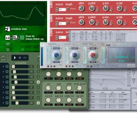 Freeware musical extremo: cinco alocados plugins VST para PC y Mac capaces de sonidos imposibles