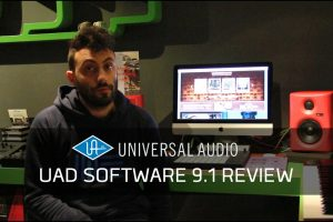 Novedades del software 9.1 para Universal Audio UAD | Vídeo de CutOff Pro Audio