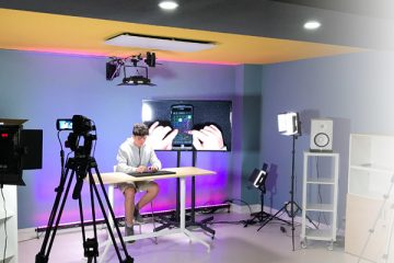 FutureMusic media[LAB], el showroom musical con vídeo 4K en directo