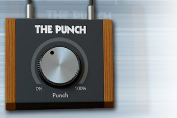 "The Punch | Plugin AU-VST gratis - ""gira su knob hasta que suene bien"""