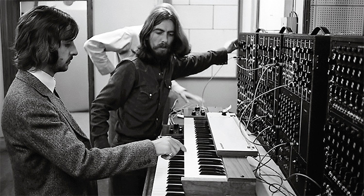 the beatles moog abbey road