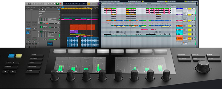 Native Instruments Komplete Kontrol mk2: nuevos displays en color