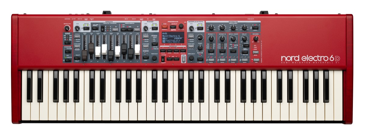 Nord Electro 6 D