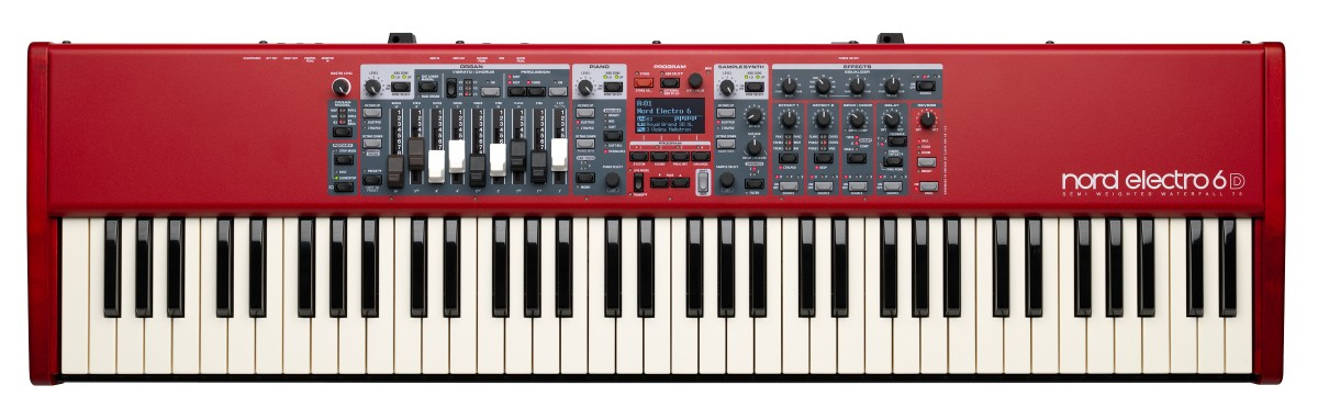 Nord Electro 6 D 73