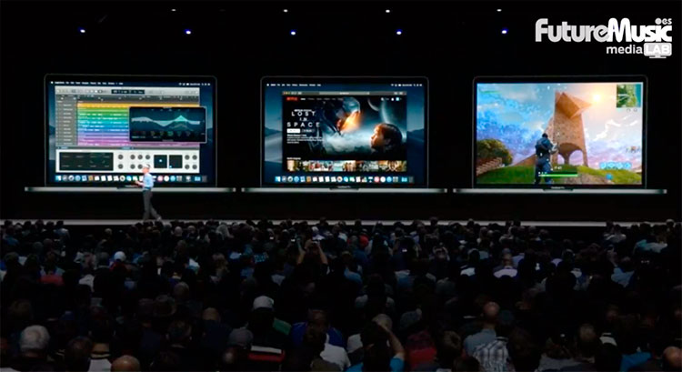 Apple iOS macOS fusion: Logic en la palestra
