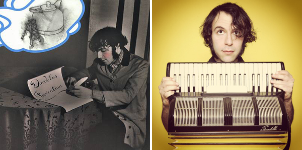 Daedelus, Accordion