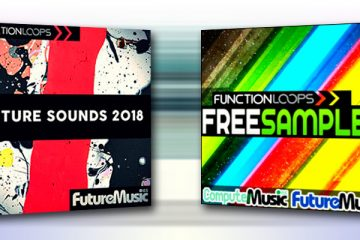 ¡Loops y samples gratis! 1GB de material dance para refrescar tus beats, por cortesía de Function Loops