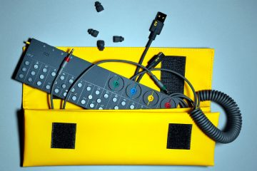 Teenage Engineering OP-Z, el sintetizador y secuenciador multimedia hardware, disponible en breve