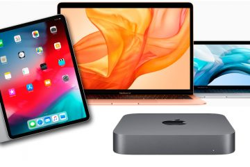 Apple masivo: Nuevos modelos de iPad Pro, y ordenadores MacBook Air y Mac mini actualizados