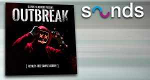 Trap & Hip Hop: DJ Pain 1 lanza su pack exclusivo Outbreak Samples Volume 1 en Sounds.com