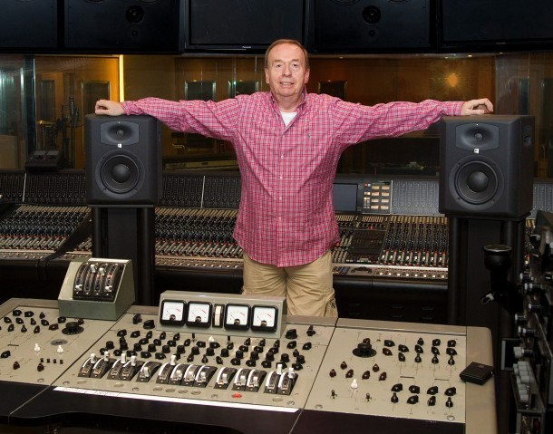 Geoff Emerick en Abbey Road