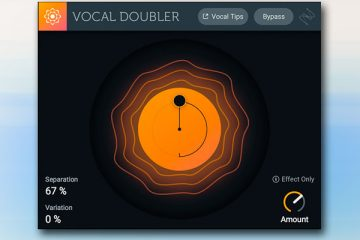 Plugin gratis para voces: Descarga iZotope Vocal Doubler para PC & Mac, y dimensiona tus pistas vocales