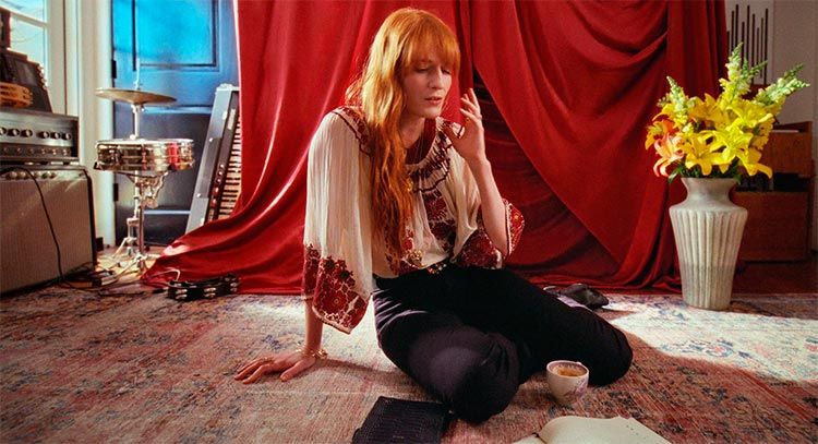 Florence Welch ha diseñado una sesión musical de Today at Apple