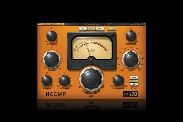 Descarga GRATIS el compresor plugin Waves H-Comp valorado en 179$