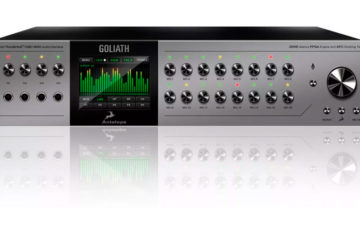 En Vídeo: Antelope Audio Goliath, interface profesional para grabación