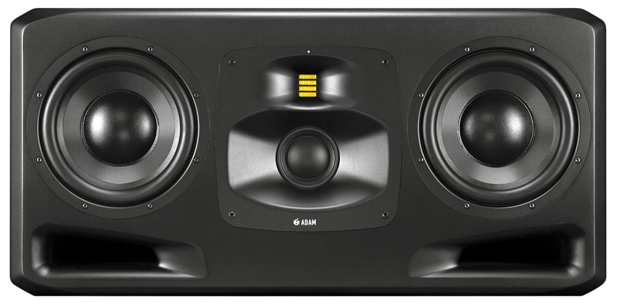 Monitor de referencia ADAM Audio S5H