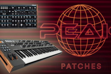 Descarga gratis 1.000 nuevos presets exclusivos para Novation Summit y PEAK