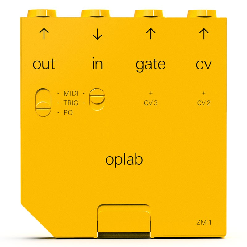 OPlab Module para Teenage Engineering OP-Z