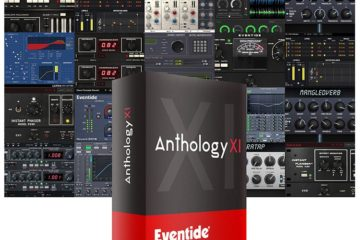 El megapaquete de plugins Eventide Anthology XI se adelanta al Black Friday... ¡con un 72% de rebaja!