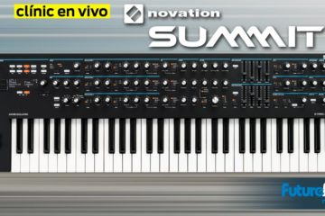 Novation Summit, presentación oficial para España desde FutureMusic media[LAB]
