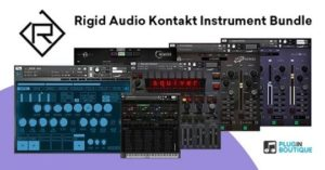 Rigid Audio Kontakt Instrument Bundle_BlackFriday2019