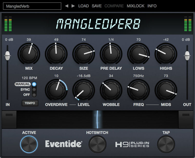 MangledVerb en Anthology XI