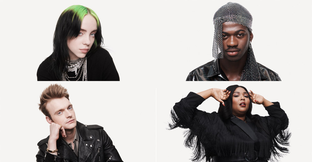 Los primeros Apple Music Awards coronan a Billie Eilish, Lizzo, Lil Nas X y Finneas