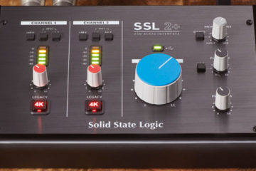 SSL ahora firma interfaces de audio para home studio, y los dos primeros son impresionantes