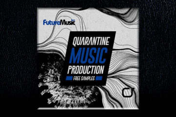 Cognition Strings Quarantine Music Production: 1,5GB de sonidos gratis para la cuarentena