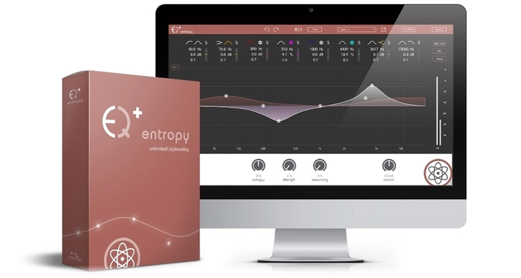 This new dimensional and quick Entropy:EQ+ is free with every Plugin Boutique purchase in June!