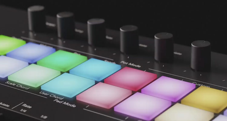 Exclusiva mundial: Nuevo hardware Novation para estudio y directo