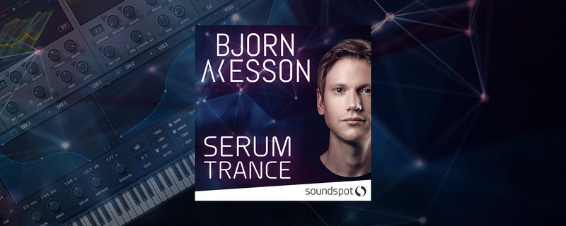 Xfer Serum SBjorn Akesson – Trance Vol 2