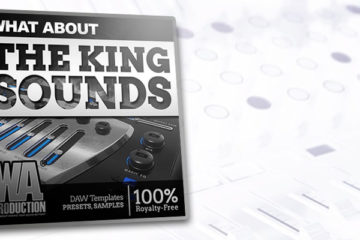 ¡Gratis! 11 plantillas EDM para Ableton y FL Studio en The King Sounds, además de 9GB con presets para sintes, MIDI, loops y samples