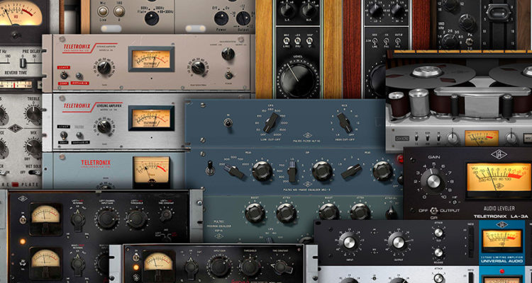 La serie de interfaces Universal Audio Apollo Heritage incluye miles de euros en plugins gratis