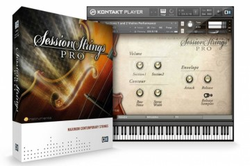 Native Instruments presenta Session Strings Pro