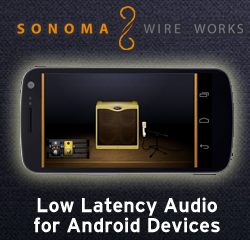 Sonoma Wire Works LLC: sistema de audio de baja latencia para apps de Android