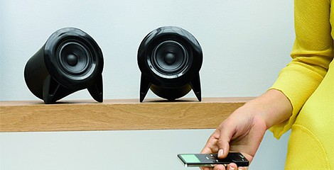 Parrot-Wireless-Hi-Fi-Stereo-Sound-System--