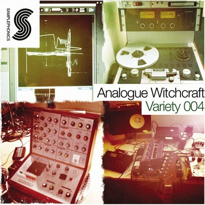 Librería de samples Samplephonics Analogue Witchcraft