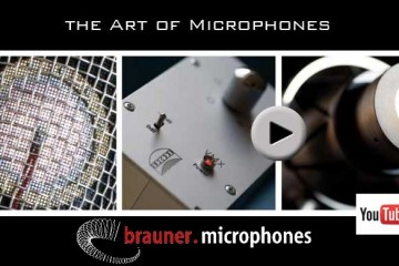 Documental Brauner, The Art Of Microphones, producido por Mas Acoustics