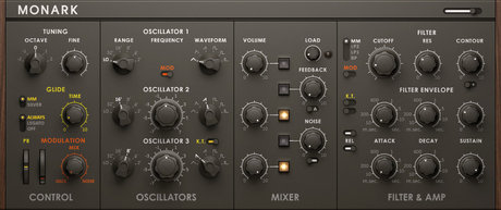 Monosinte Native Instruments Monark