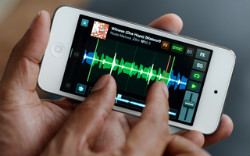 Native Instruments Traktor DJ para iPhone
